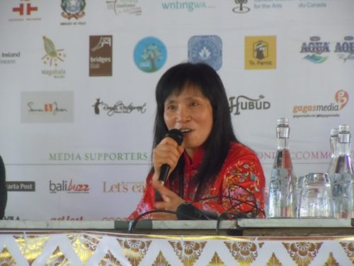 ubud writers&readers festival