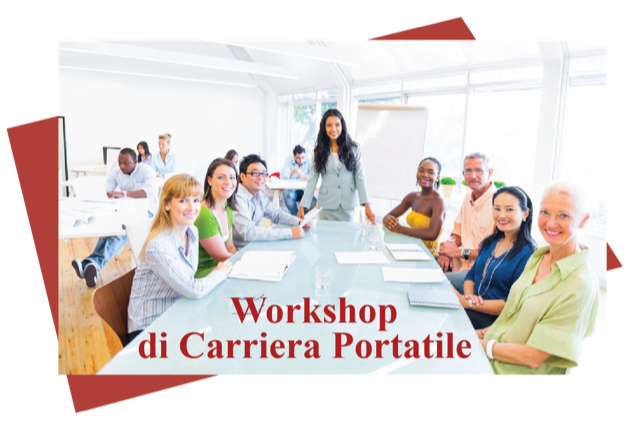 Workshop di Carriera Portatile