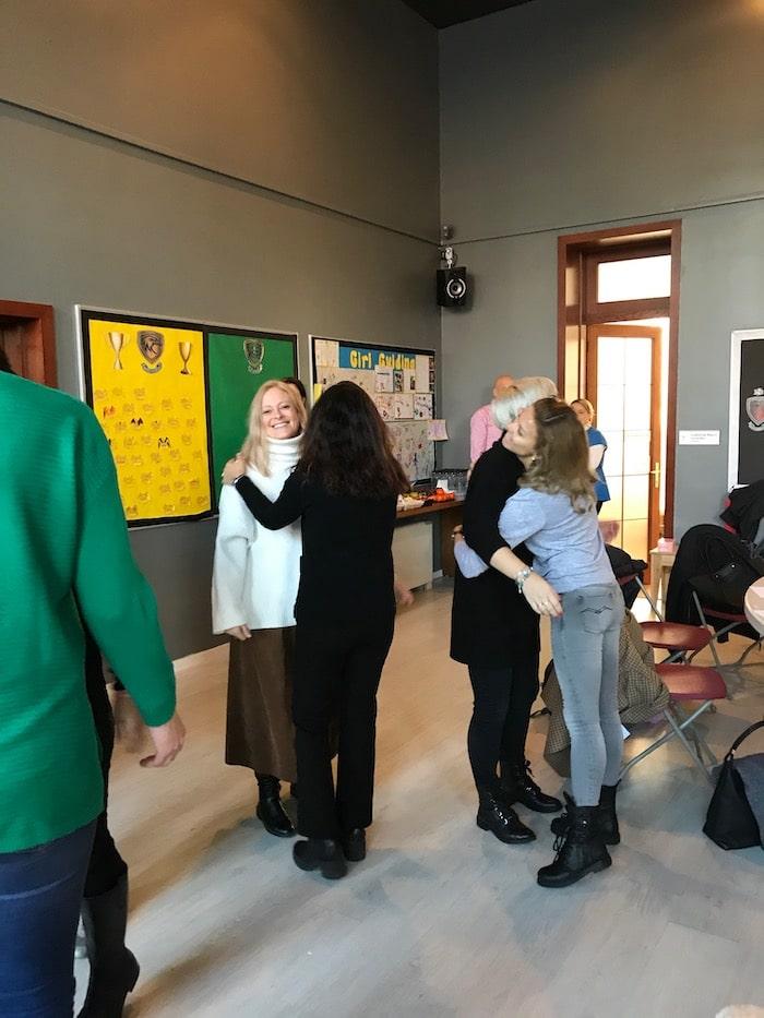 workshop per famiglie espatriate