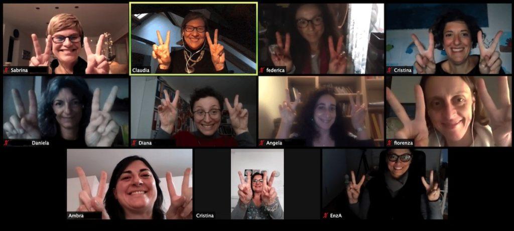 meeting virtuale di successo